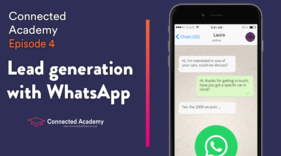 Episode 4: Generate Leads with WhatsApp